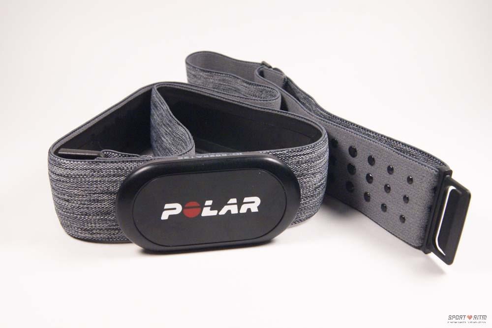 Ремешок Polar Pro серого цвета