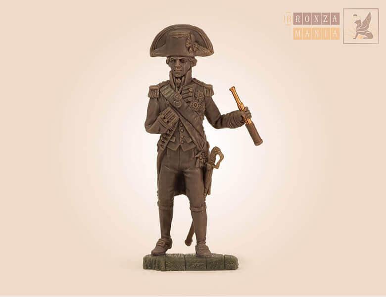 Адмирал с трубой