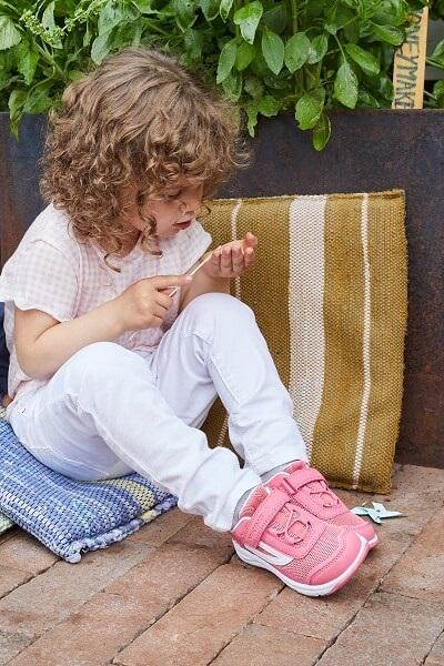Детские кроссовки Viking купить с доставкой
