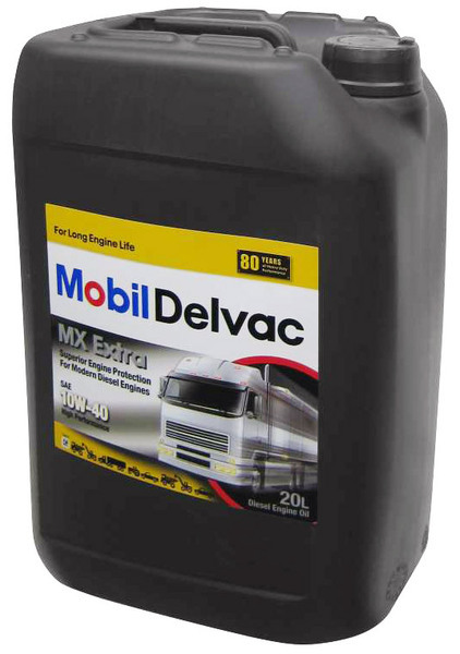 Mobil Delvac MX Extra 10W40 Моторное масло