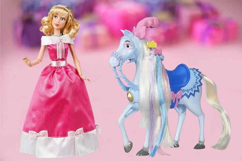 Конь для принцессы Золушки