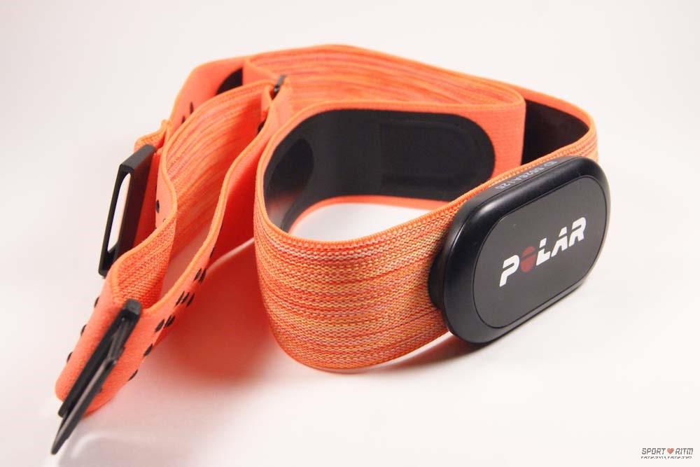 Ремешок Polar Pro оранжевого цвета