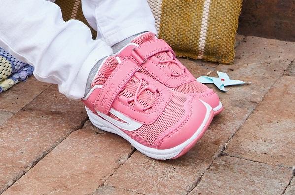 Детские кроссовки Викинг для девочки