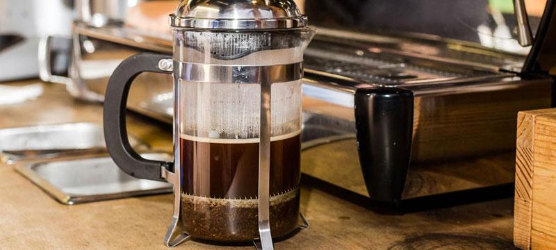 френч пресс как заварить кофе