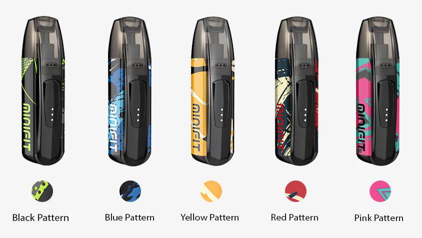 JUSTFOG Minifit Kit - New Colors