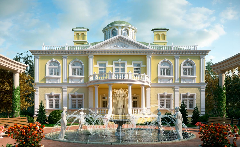 Малый дворец фото