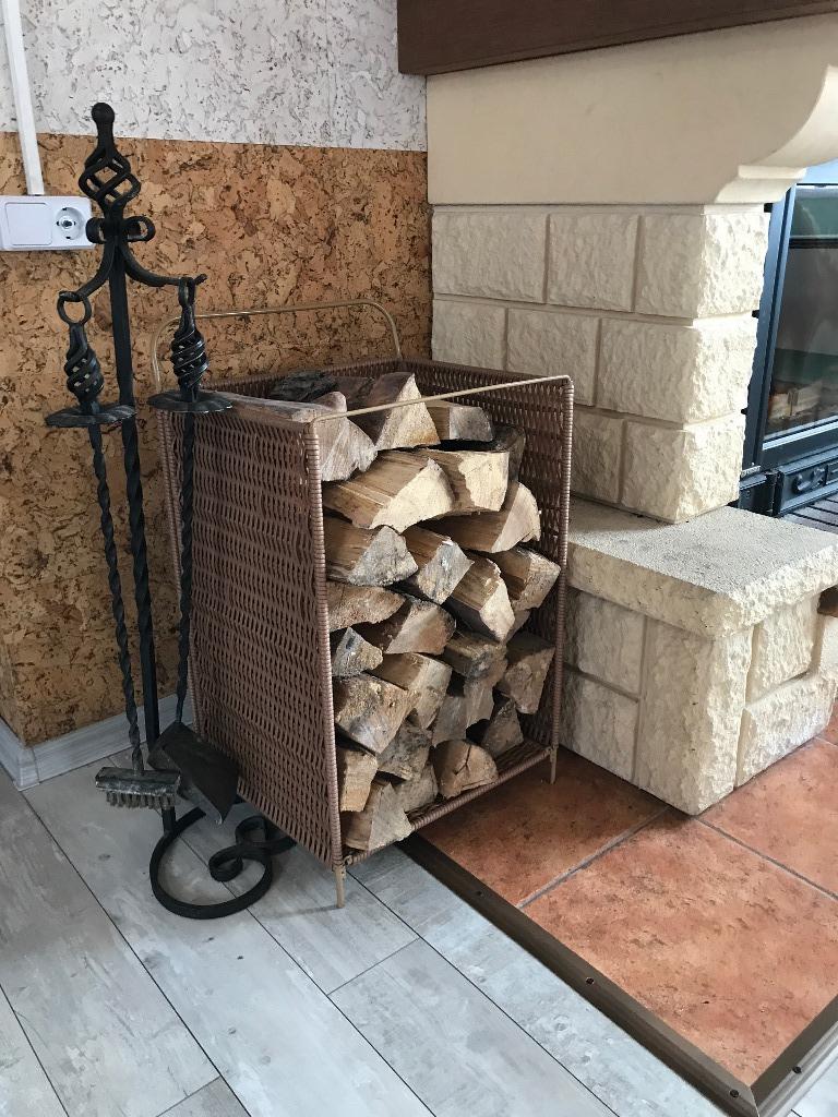 Корзина для дров
