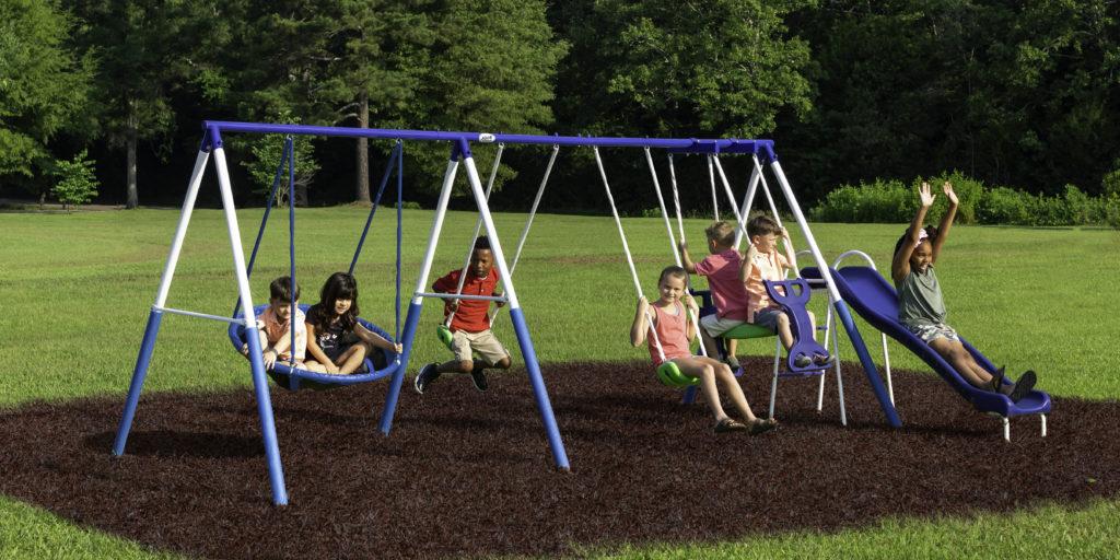 Детский игровой комплекс XDP Swing Set 76208