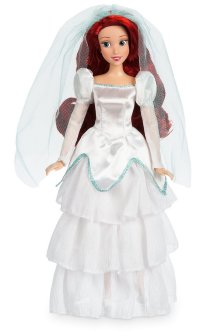 Кукла Дисней Ариэль День Свадьбы