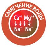 умягчение воды за счет удаления солей жесткости