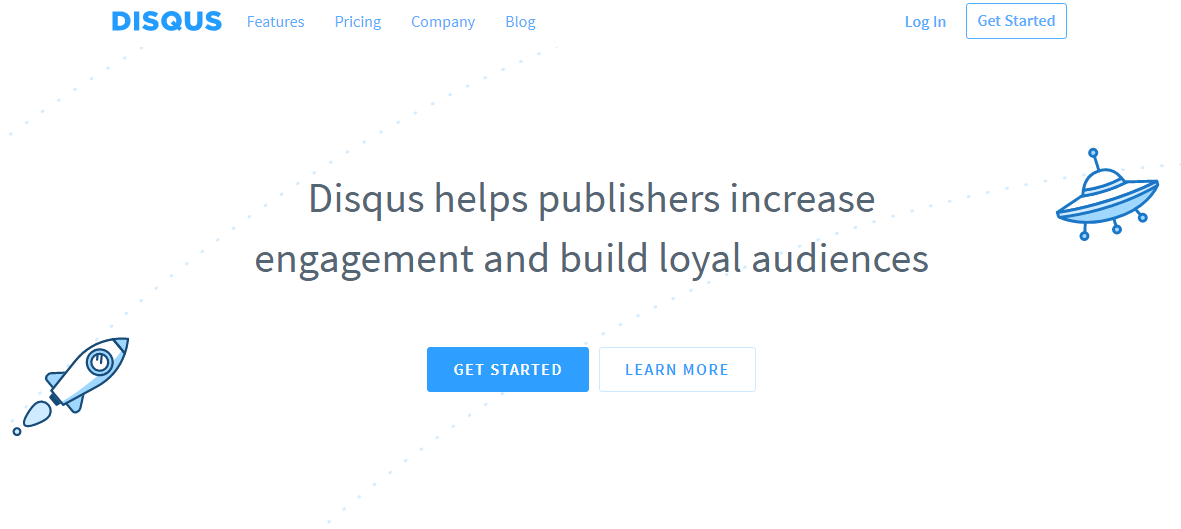 Disqus Products