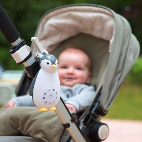 Пингвин ZAZU Zoe Серый купить в интернет-магазине Мама Любит