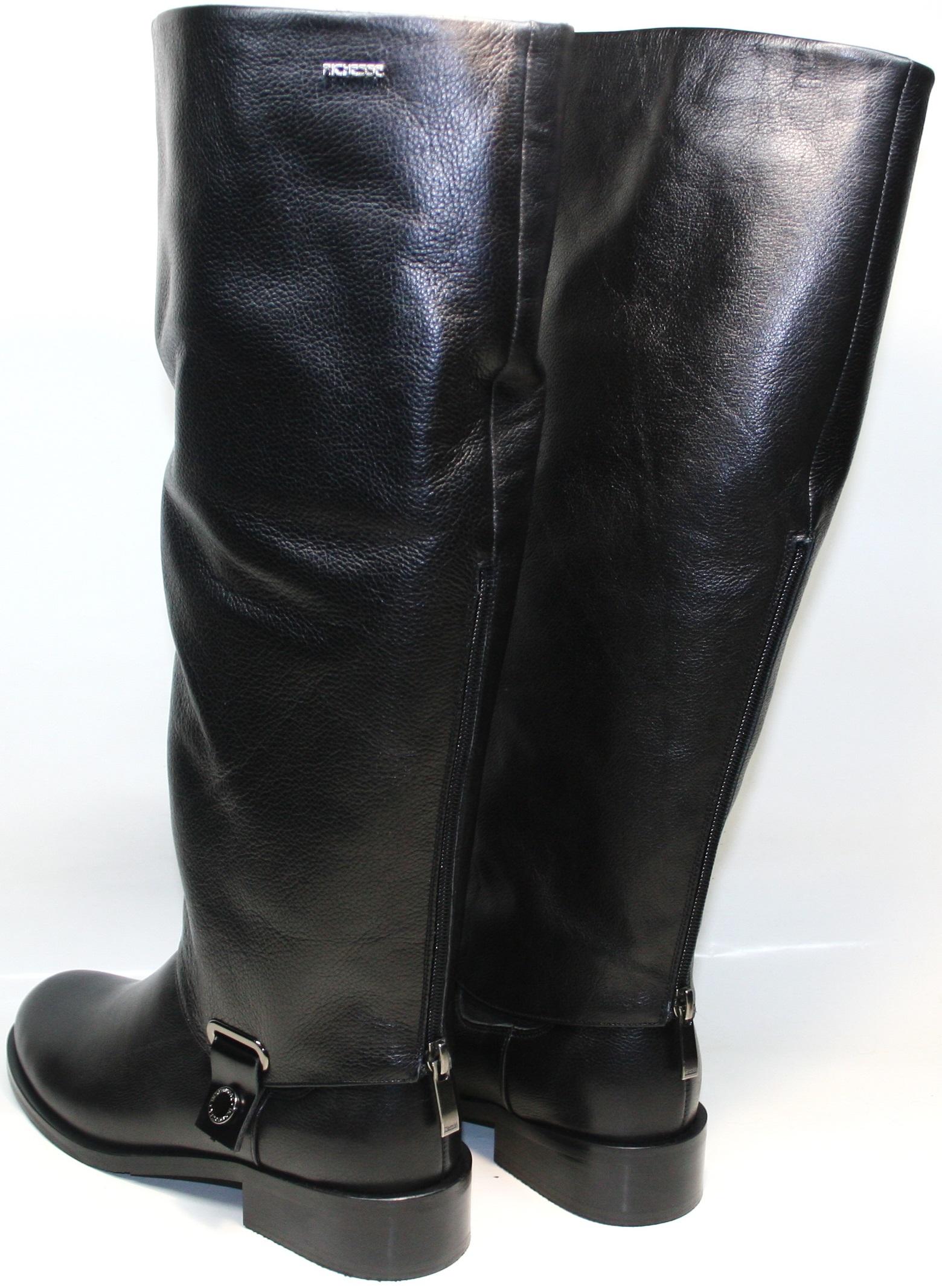 Женские зимние ботинки сапоги Richesse-R458