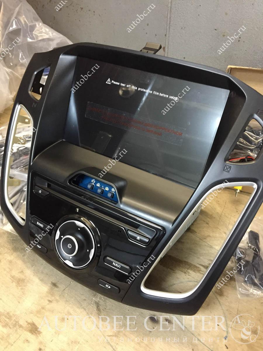Ford Focus 3 (мультимедия 2 din + камера заднего вида)