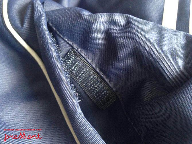 Липучки на одежде Premont