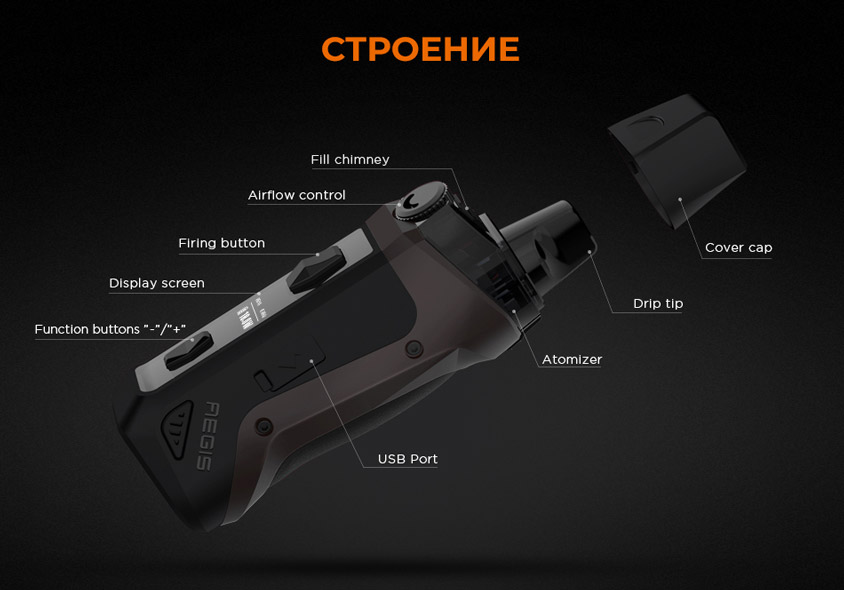 Geekvape Aegis Boost Kit