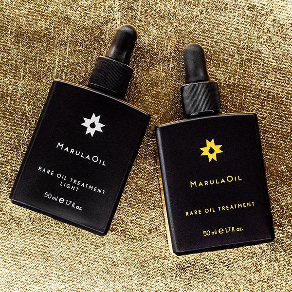 флюид на основе масла марулы Marula Oil Rare Oil Treatment
