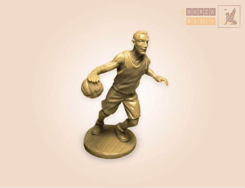 """мастер - модель """"Баскетболист"""""""