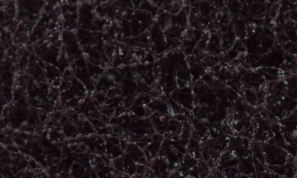 Fine тонкое зерно цвет темно красный зернистость по FEPA P180 - P240