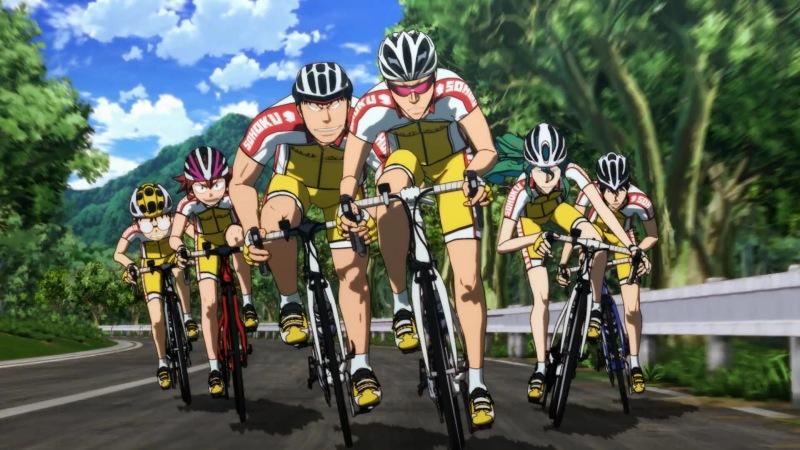 Кадр из мультфильма Трусливый велосипедист