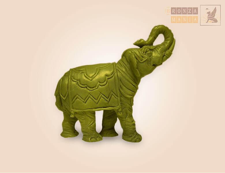 """мастер - модель """"Слон с бивнями индийский"""""""