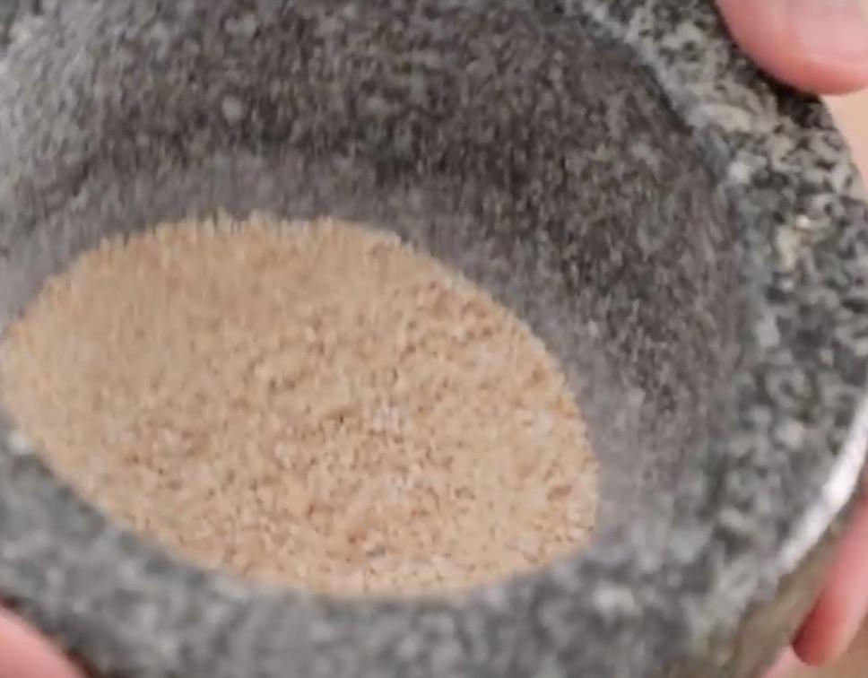 как молоть клейкий рис