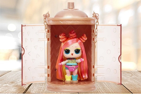 Кукла LOL Surprise Hairgoals Makeover 5 серия 2 волна