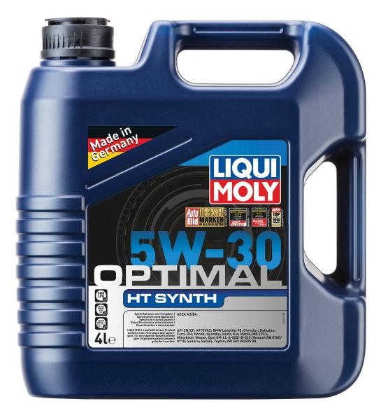 Optimal HT Synth 5W30 НС синтетическое моторное масло