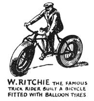 Картинка из серии «Странно, но правда», выпускаемой фирмой Currys до 1932 года