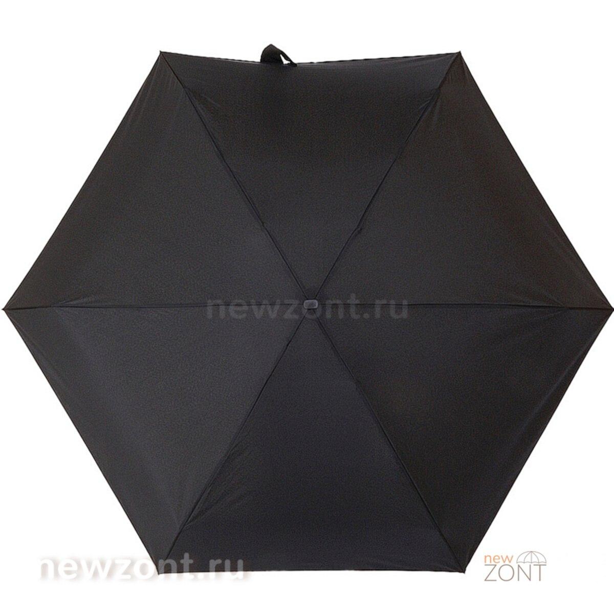 Зонтик Ламберти черный мини