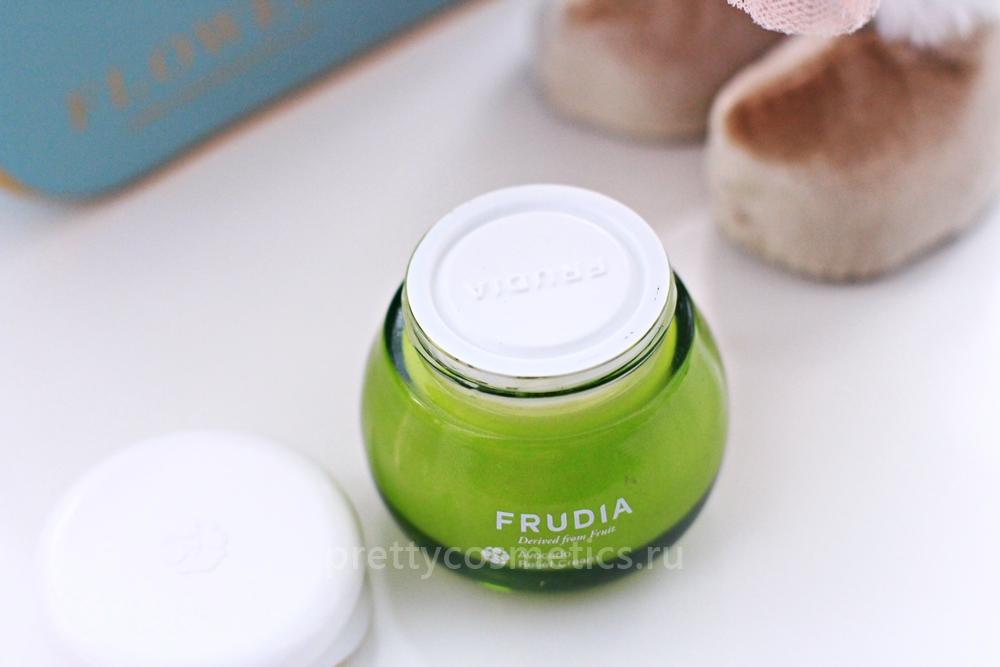 восстанавливающий крем frudia