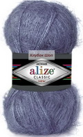 Пряжа Mohair Classic New Alize http://www.klubokshop.ru/collection/pryazha-mohair-classic-new