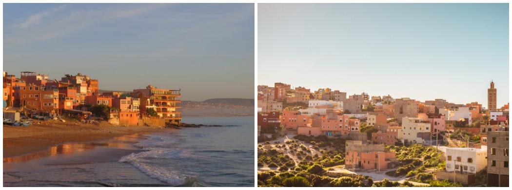 Уроки серфинга в Марокко