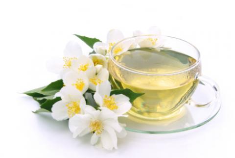 белый чай фото