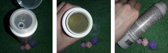 Фотообзор на шампунь против выпадения Oyster
