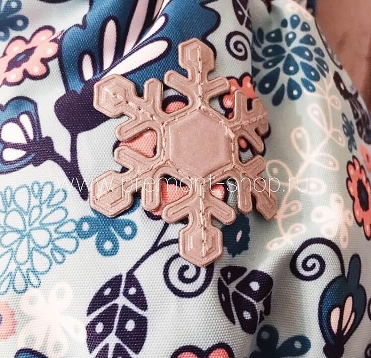 Светоотражающие элементы на одежде Premont