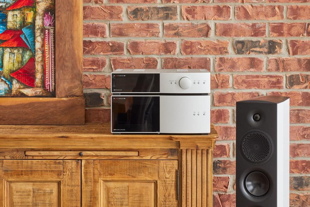 Усилитель мощности Anthem STR Power Amplifier silver