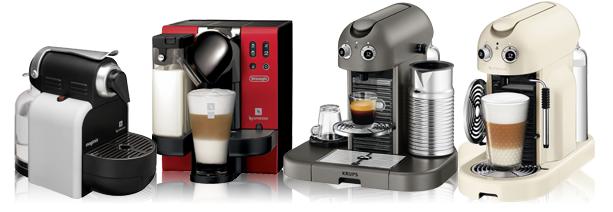Капсульные кофемашины фото