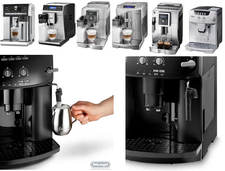 автоматические зерновые кофемашины