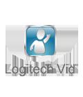 Includes Logitech® Vid™