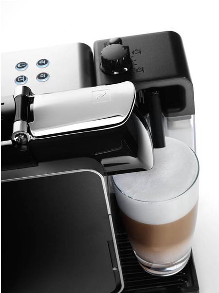 Капсульные кофемашины с приготовлением латте макиато фото
