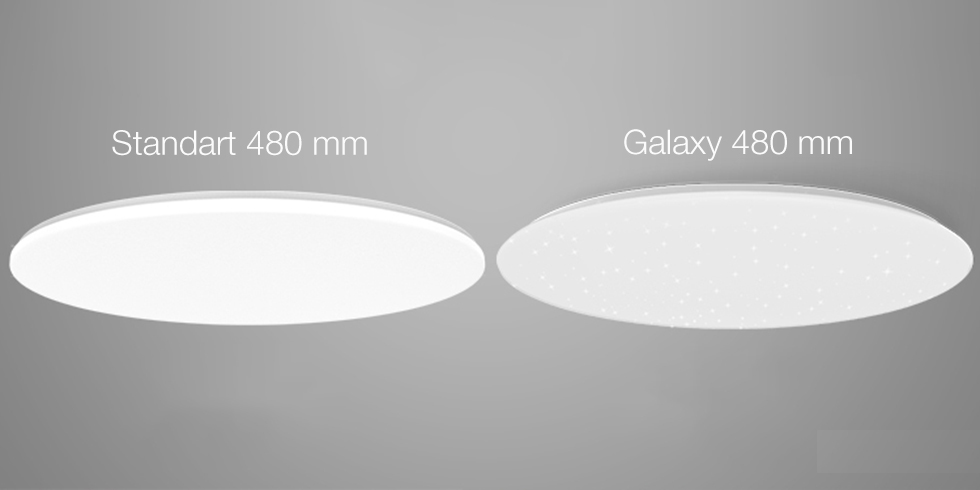 Потолочная лампа Yeelight LED Ceiling Lamp (480 mm, Standart)