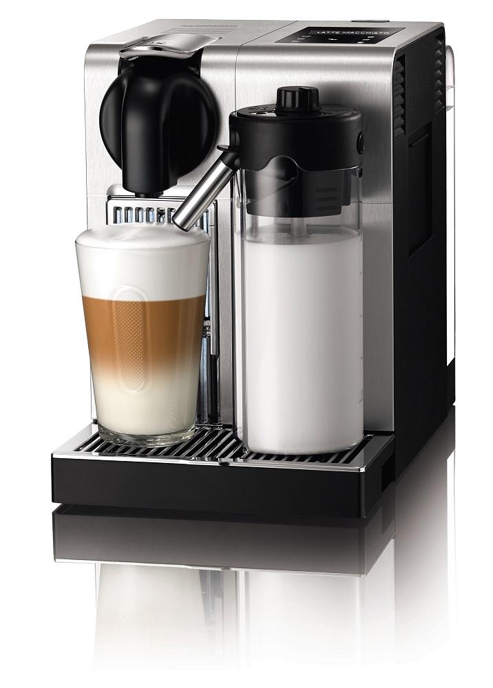 Капсульные кофемашины с приготовлением латте макиато