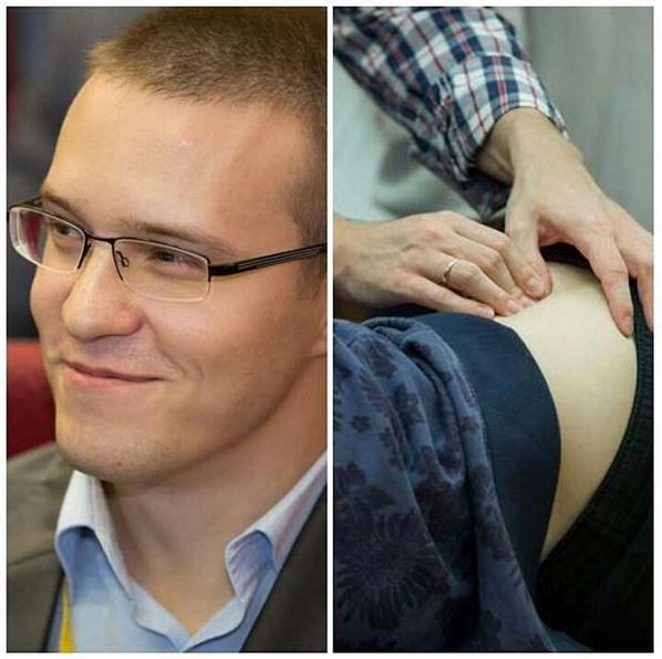 Дмитрий Горковский. Мануально-мышечное тестирование