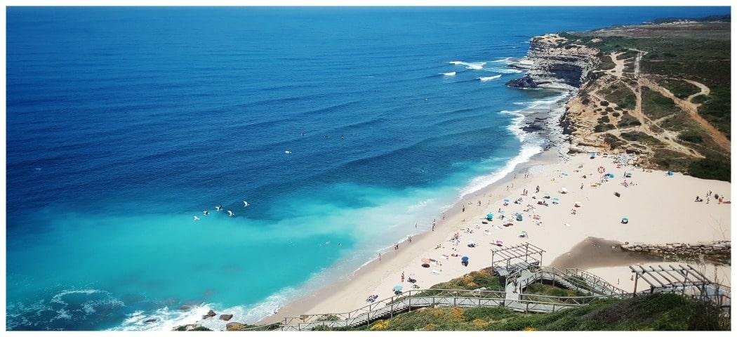 Вилла с видом на океан Португалия
