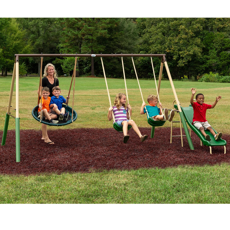 Детский игровой комплекс XDP Swing Set 94013