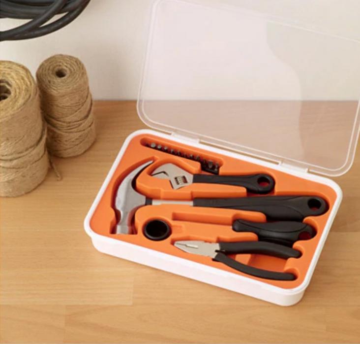 Компактный чемодан для инструментов