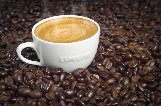 фото готового итальянского кофе