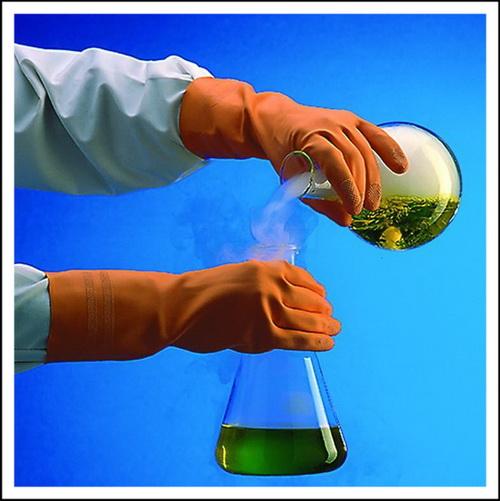 Соблюдайте правила техники безопасности при работе с химическими веществами.
