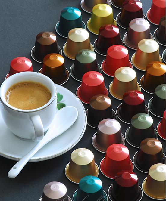 фото капсул для кофемашины Gaggia